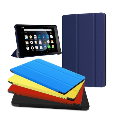 Fire HD 8 Case-Blue